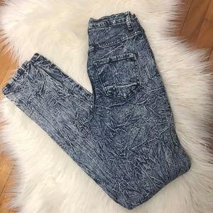 APHRODITE LA UNIQUE High Waisted Jeans